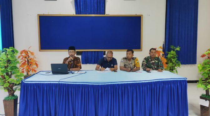 Gelar Pertemuan Rutin Kelembagaan Kemasyarakatan Kelurahan