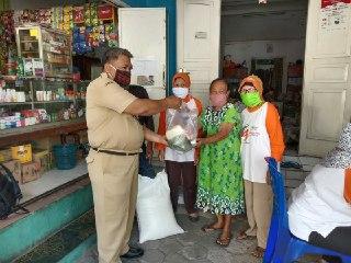 Penyaluran Batuan Pangan Non Tunai ( BPNT ) Pusat, Program Keluarga Harapan ( PKH ) dan BPNT Perluasan