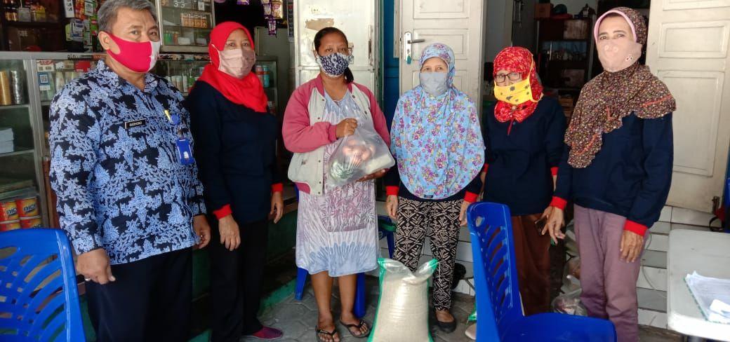 Penyaluran Bantuan Pangan Non Tunai ( BPNT ) Untuk PKH, BPNTP Dan BPNT Perluasan