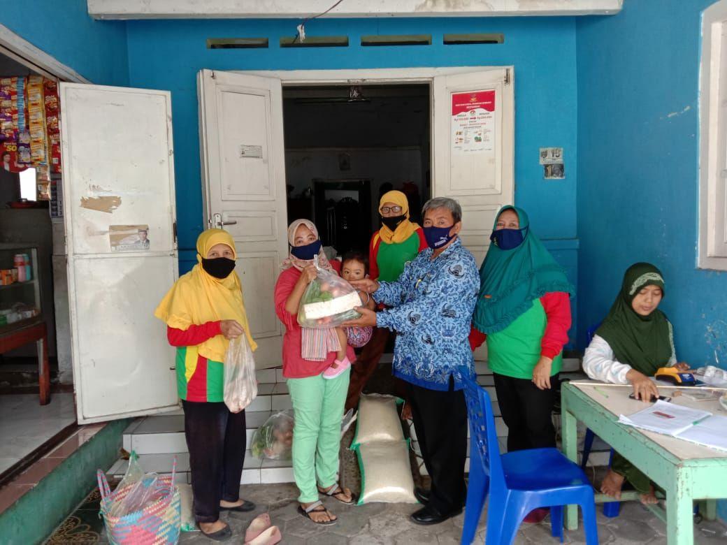Penyaluran Bantuan Pangan Non Tunai ( BPNT )