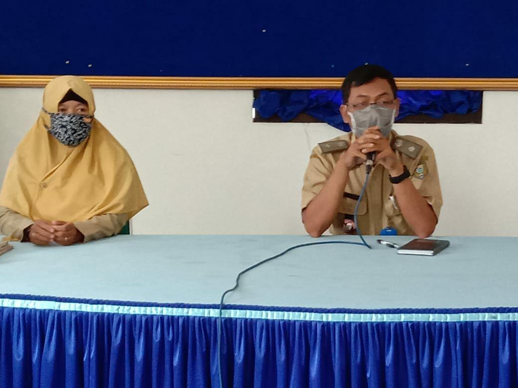 Kelurahan Pangongangan Adakan Pertemuan Juru Pemantau Jentik ( Jumantik )