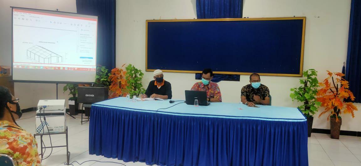 Pertemuan Untuk Musyawarah Dana Insentif daerah ( DID )