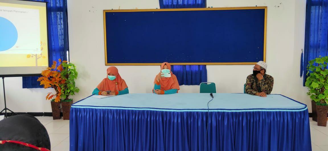 Kelurahan Pangongangan Bersama Dinkes Gelar Acara MMK / MMD