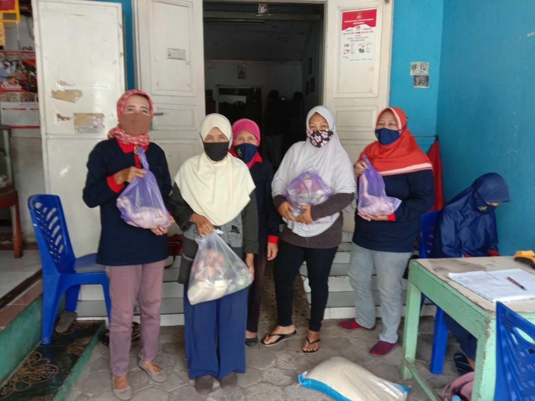Ringankan Beban Masyarakat Pemerintah Kembali Salurkan Bantuan Pangan Non Tunai (BPNT )