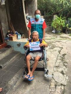 Setitik Kepedulian Untuk Penyandang Disabilitas