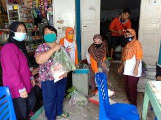 Bantuan Sosial Pangan ( BSP ) Kembali Di Salurkan