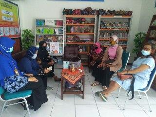 Pembentukan Pengurus Batik Melati