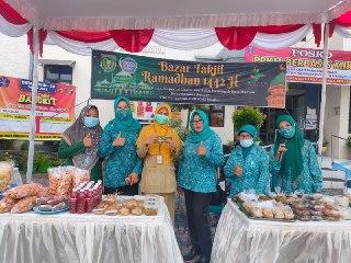 Meriahkan Ramadhan Dengan Satu Hari Bazar