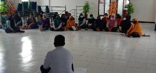 Pertemuan Kelompok Program Keluarga Harapan ( PKH )